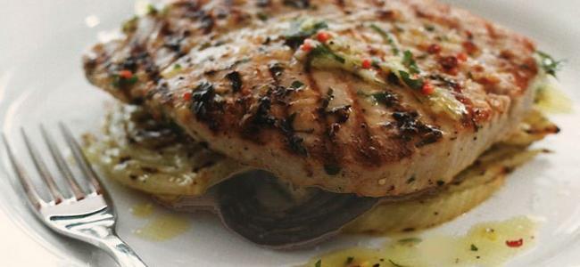 Tonno alla Siciliana – Sicilian Tuna