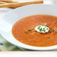 Sweet Potato Maple Soup